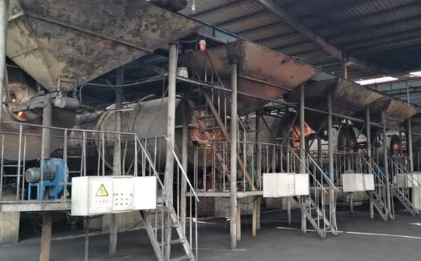 活性炭工厂展示