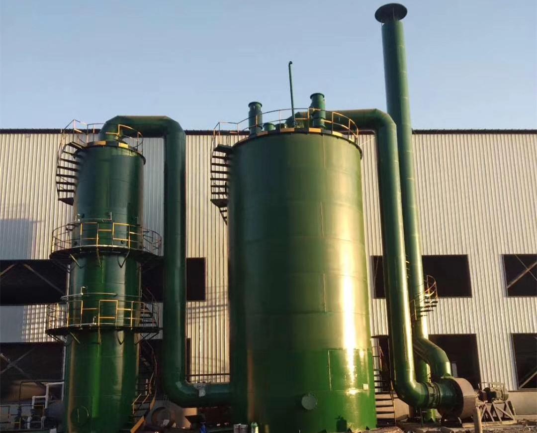 湿式电除尘器的原理以及结构特点