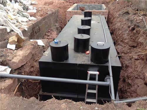新型食品污水处理设备