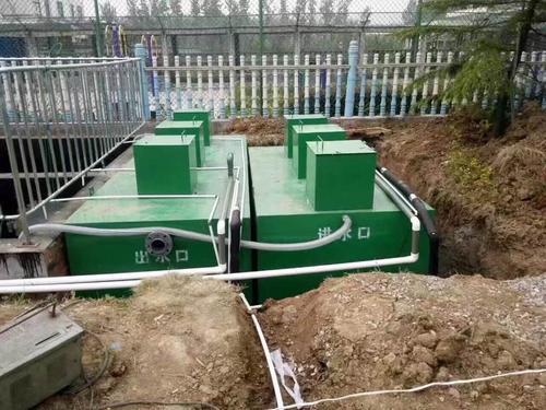 寶雞/榆林污水處理成套設備的使用規范