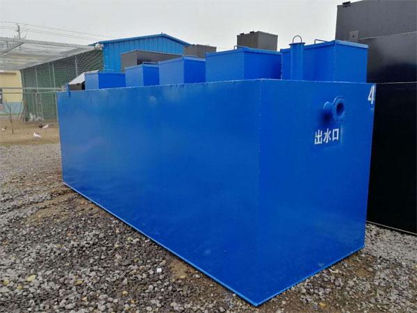 四川/江西一体化污水处理设备的材质问题