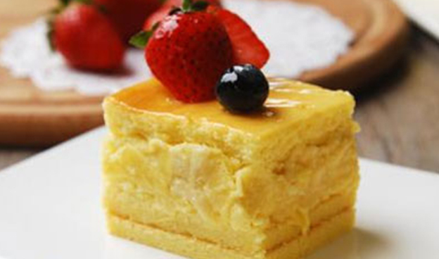 做蛋糕从选料开始