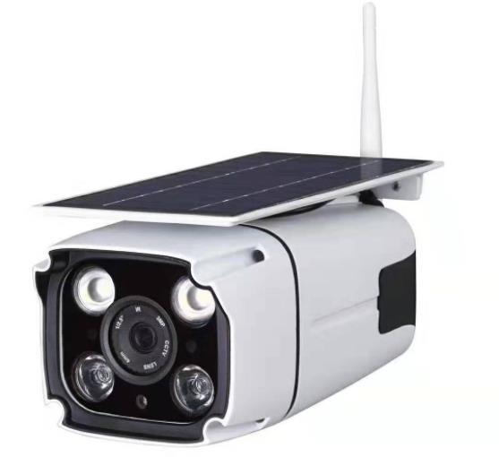 太陽能4G遠程監控攝像頭