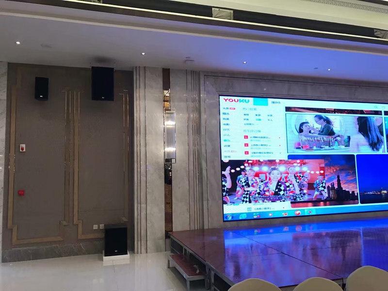 天元四季城博悅宴監控、網絡、音樂廣播系統工程