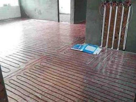 兰州电地暖安装厂家