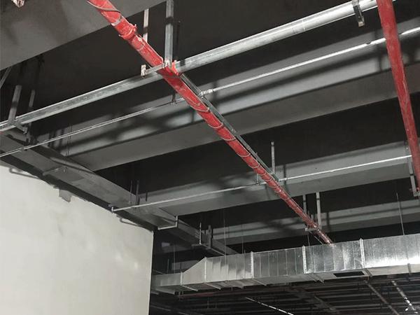 兰州轨道交通消防管道防冻保温电伴热安装
