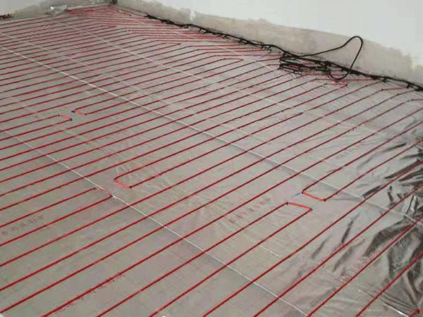 PVC碳纤维电地暖