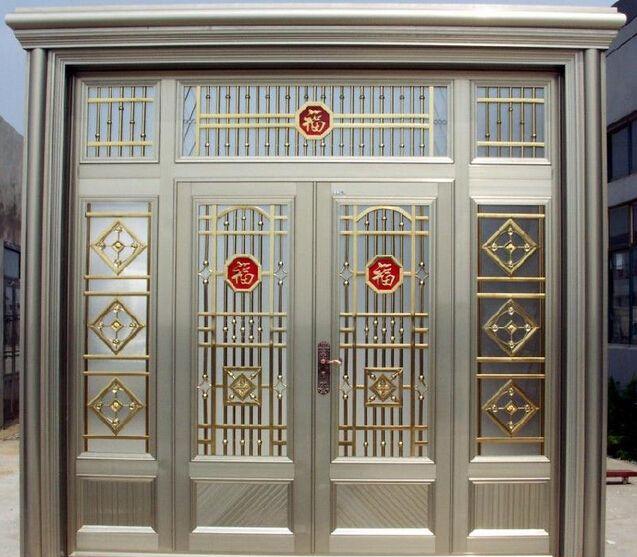 不锈钢门厂家告诉你怎么选择桂林不锈钢门
