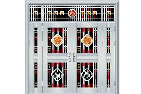 桂林不锈钢大门