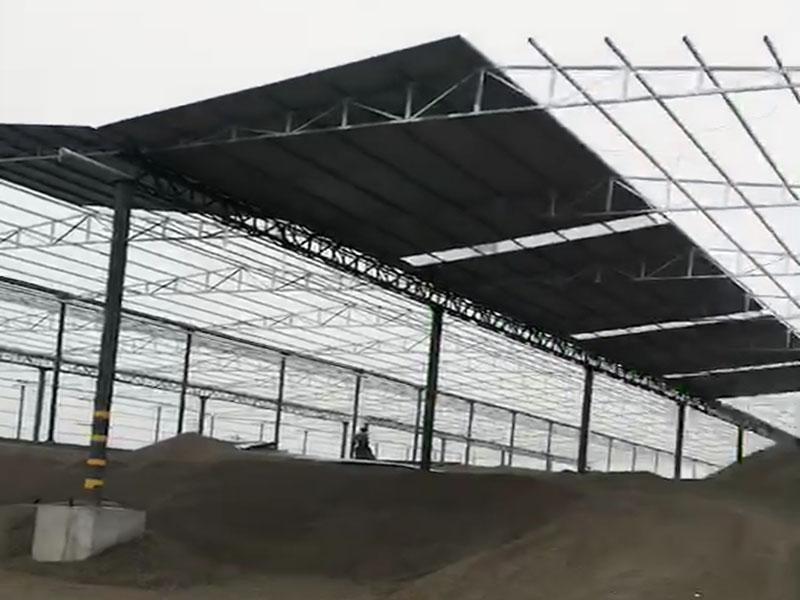 眉山彩鋼廠房