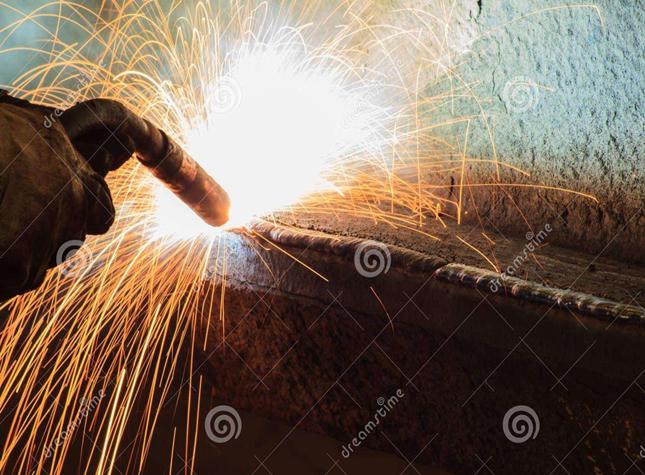 新津周边焊接施工