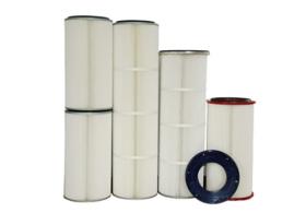 静电喷涂粉末回收滤筒/芯