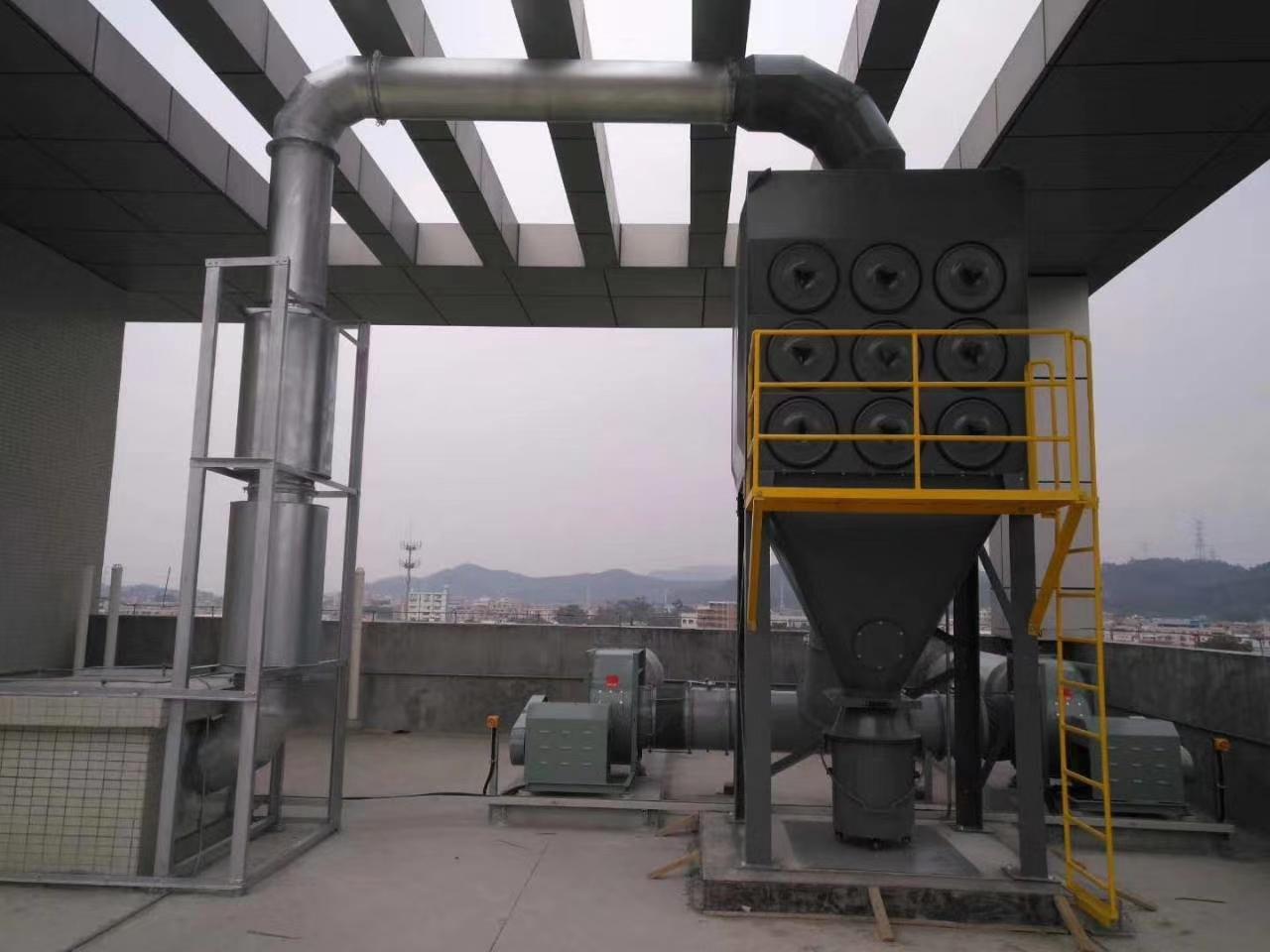 山东滤筒除尘器