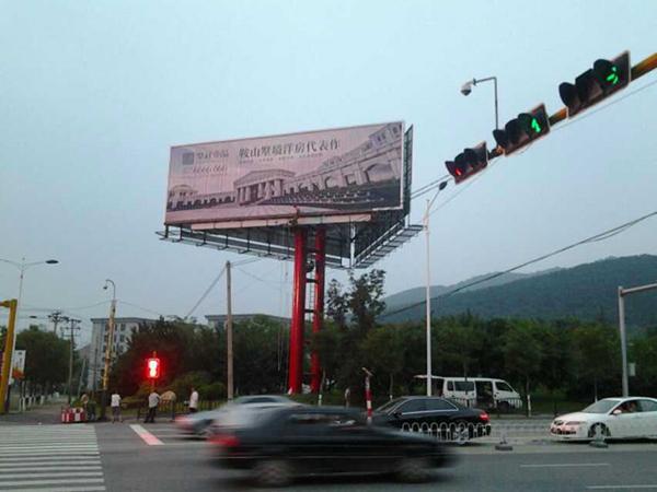三面翻广告灯箱优点都有哪些
