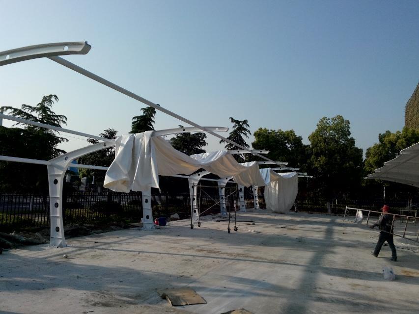 台北膜结构停车棚