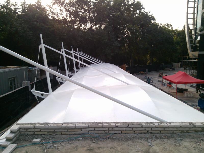 西安膜结构停车棚