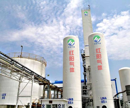 貴州工業氣體