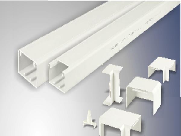 联塑阻燃绝缘PVC多功能线槽