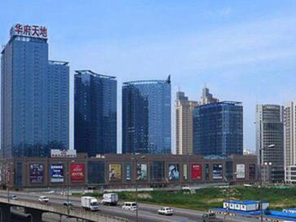 上海华府天地采购联塑PVC排水管施工案例
