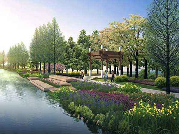 四川农村人工湿地