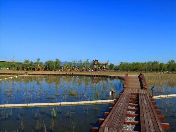 四川城市人工湿地