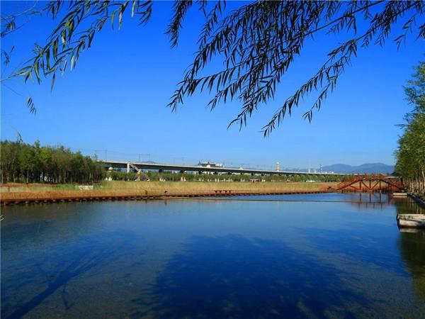 四川人工生态湿地