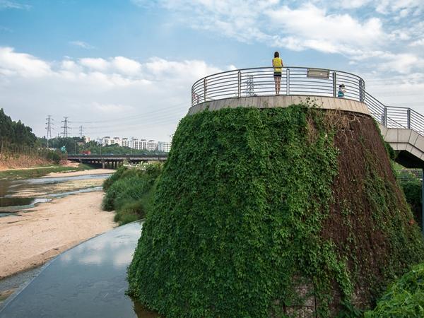 四川人工湿地设计