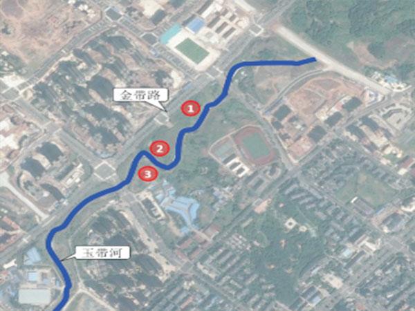 玉带河水环境综合整治项目