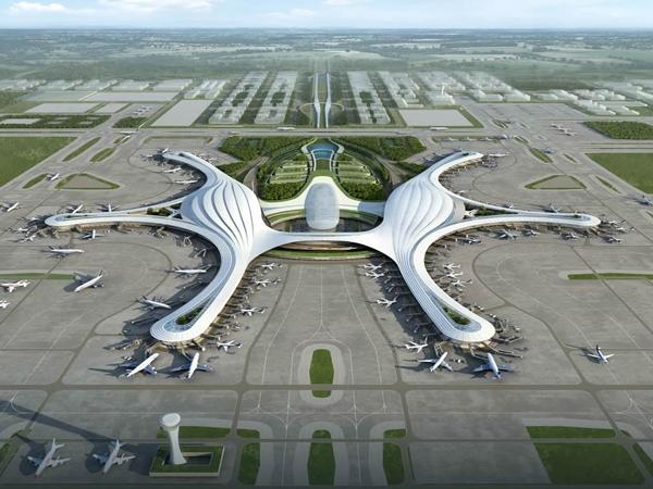 成都天府国际机场空管工程土建工程总承包一标段