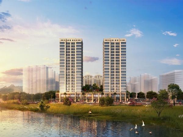 邛崃翡翠湾·悦府联塑管供应施工项目