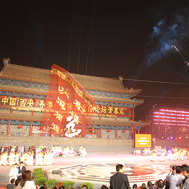 西安舞台布置搭建