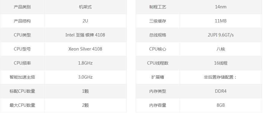 杭州戴尔R540架式服务器