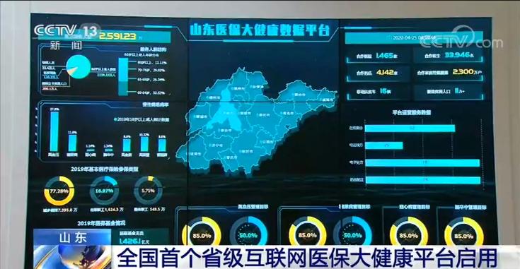 浪潮存储助力山东构建全国首个省级医保云平台