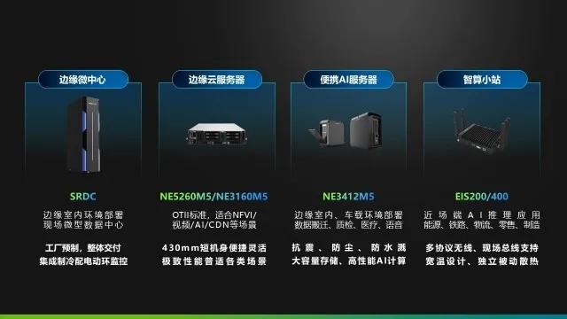 浪潮多个边缘计算服务器亮相OCP China Day
