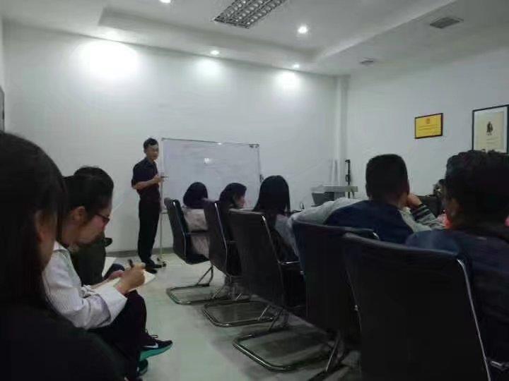 代理培训服务季2017年4月洛阳第五站的干货培训交流会