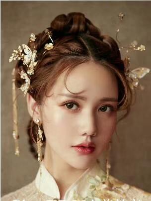 复古新娘2