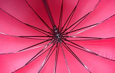 16K直杆伞伞架
