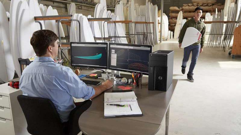 研发中心设计中的 IT 桌面虚拟化/仿真模拟解决方案