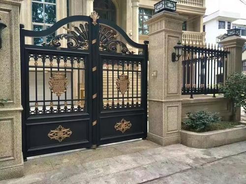 银川/石嘴山别墅大门的材质怎样选择