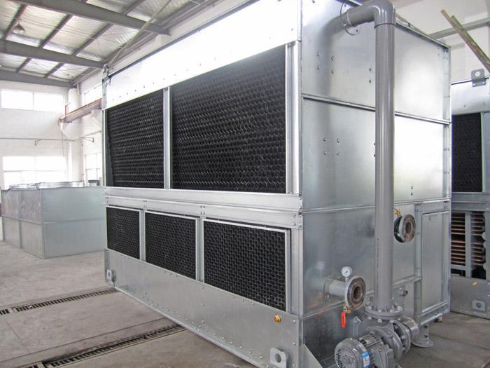 影响闭式冷却塔传热效果的主要因素有哪些?