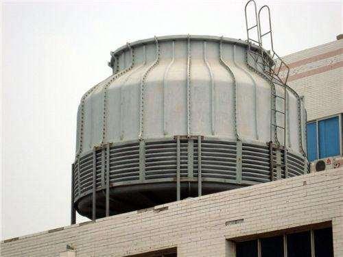 新型玻璃钢冷却塔