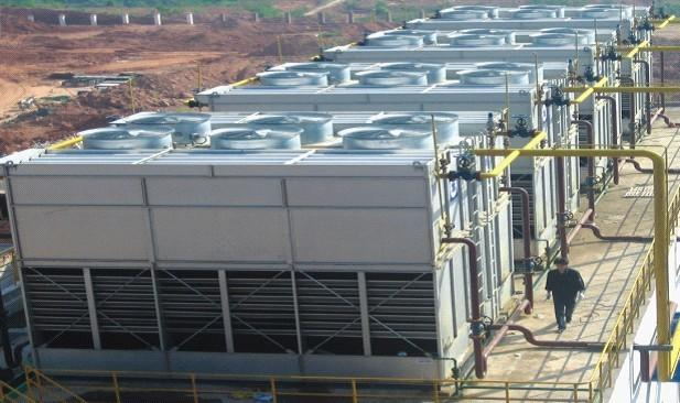 闭式冷却塔的噪音治理办法:自然通风