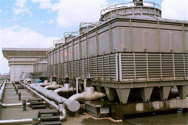闭式冷却塔不同部位出现漏水的解决措施