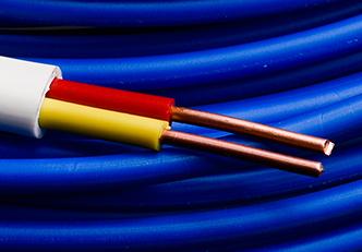 銅芯聚氯乙烯絕緣電線