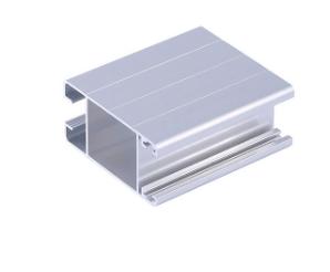 sliver anodized aluminium profile
