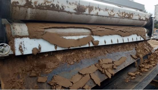 洗沙脫水機在工作過程中突然死機的原因