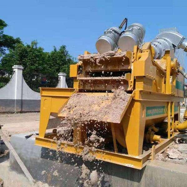 泥漿處理設備中振動篩軸承損壞問題