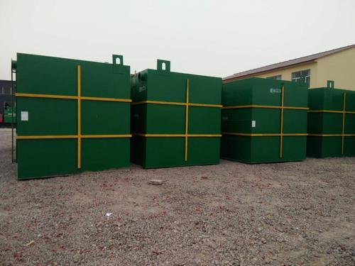 維護生活污水處理設備的操作流程