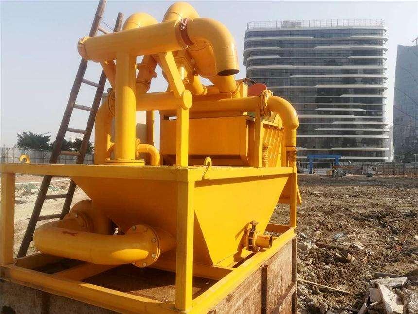 講解一下洗砂污水處理設備是怎樣工作的