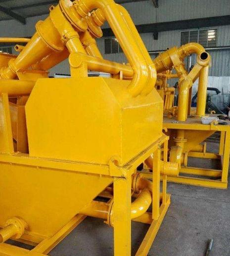 洗砂污水處理設備的維護保養以及常見故障檢查